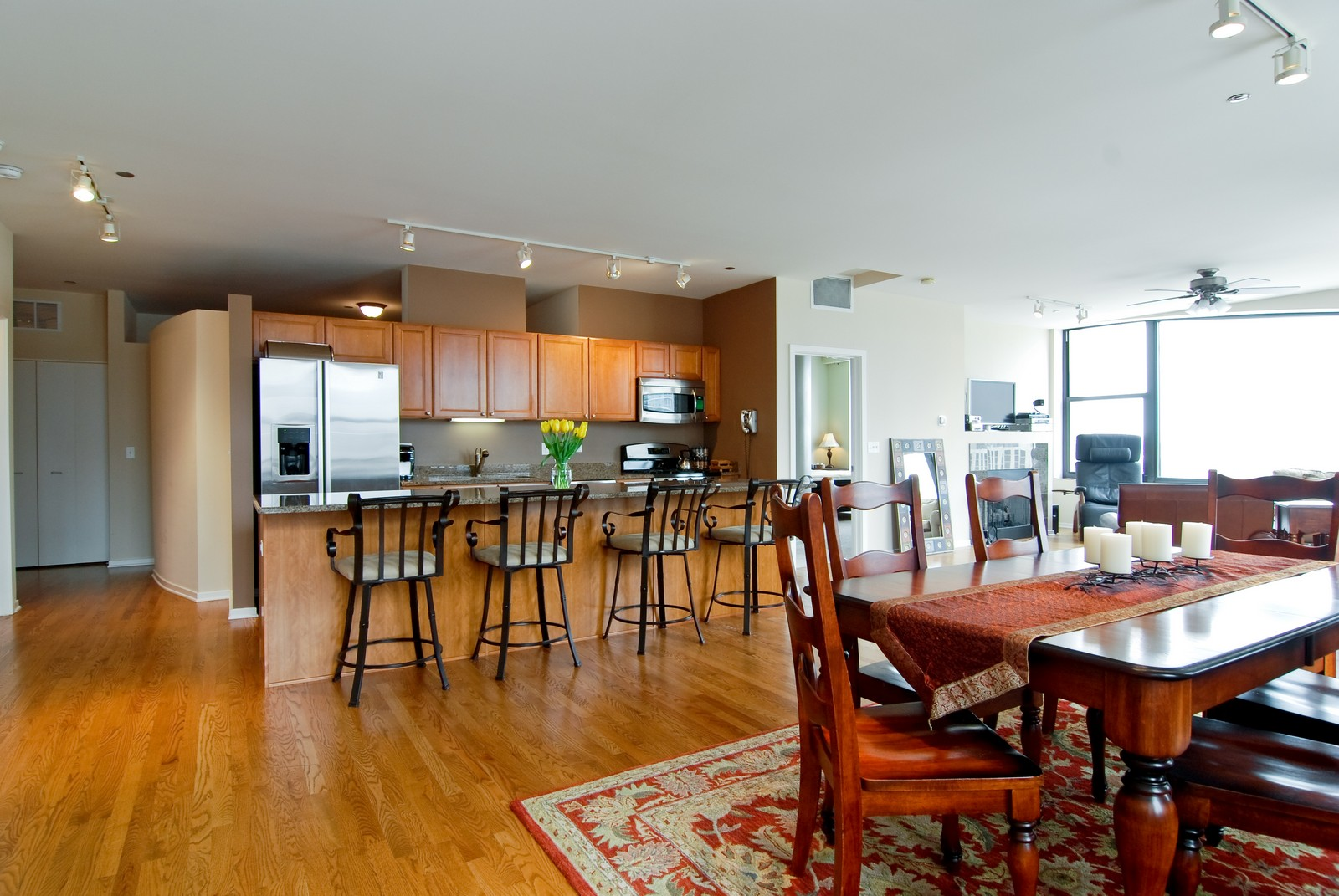 Real Estate Photography - 849 N. Franklin, 1107, Chicago, IL, 60610 - Kitchen