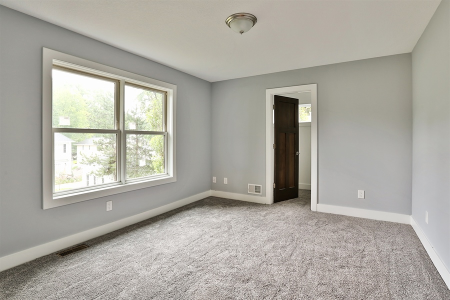 Real Estate Photography - 4513 Parkside Ln, Edina, MN, 55436 - 2nd Bedroom