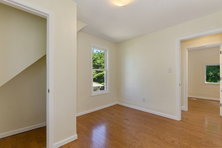 Real Estate Photography - 2844 S 38th Ave, Minneapolis, MN, 55406 - Bedroom