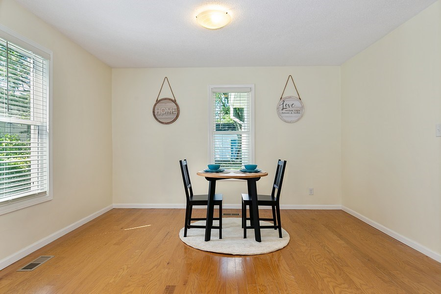 Real Estate Photography - 2844 S 38th Ave, Minneapolis, MN, 55406 - Dining Room