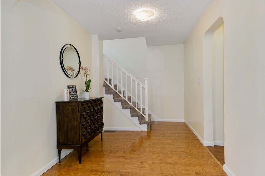 Real Estate Photography - 2844 S 38th Ave, Minneapolis, MN, 55406 - Foyer