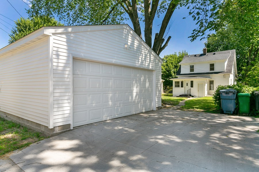 Real Estate Photography - 2844 S 38th Ave, Minneapolis, MN, 55406 - Garage