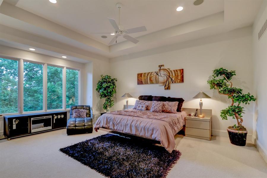 Real Estate Photography - 16510 Eden Bridge, Loch Lloyd, MO, 64012 - Master Bedroom