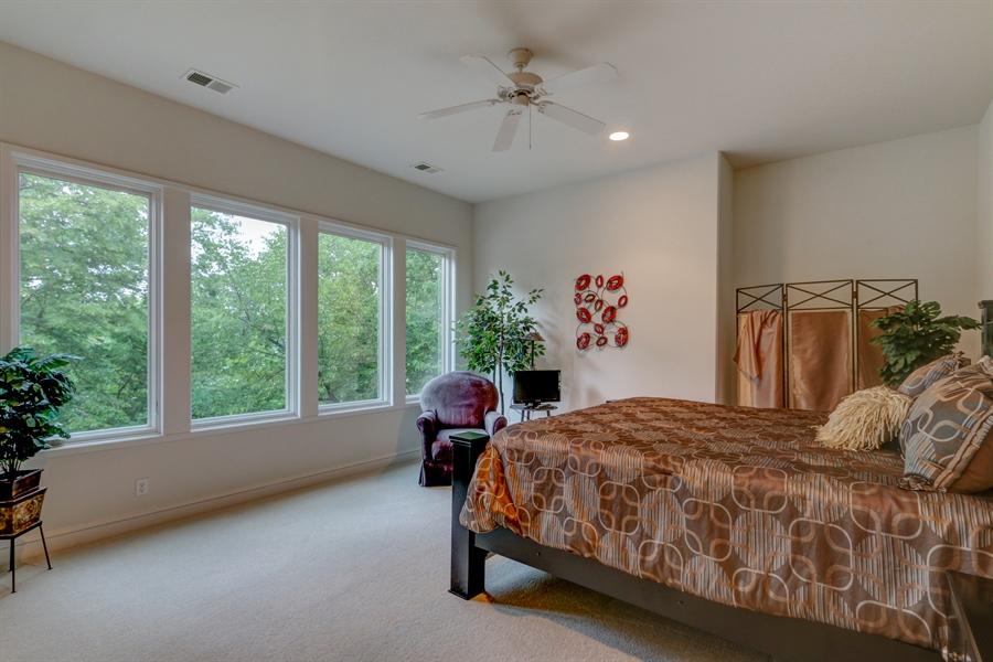 Real Estate Photography - 16510 Eden Bridge, Loch Lloyd, MO, 64012 - Guest Bedroom