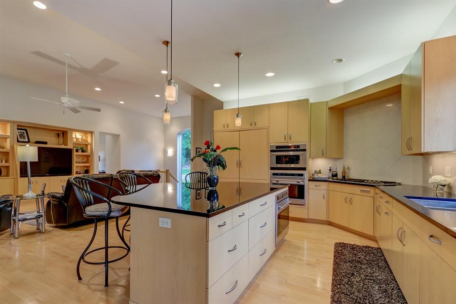 Real Estate Photography - 16510 Eden Bridge, Loch Lloyd, MO, 64012 - Kitchen