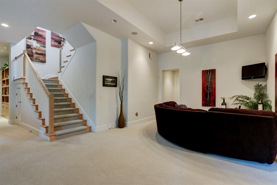 Real Estate Photography - 16510 Eden Bridge, Loch Lloyd, MO, 64012 - Family Room