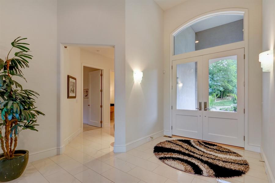 Real Estate Photography - 16510 Eden Bridge, Loch Lloyd, MO, 64012 - Foyer