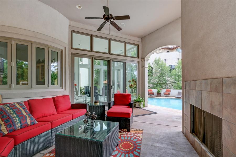 Real Estate Photography - 16510 Eden Bridge, Loch Lloyd, MO, 64012 - Pool Room
