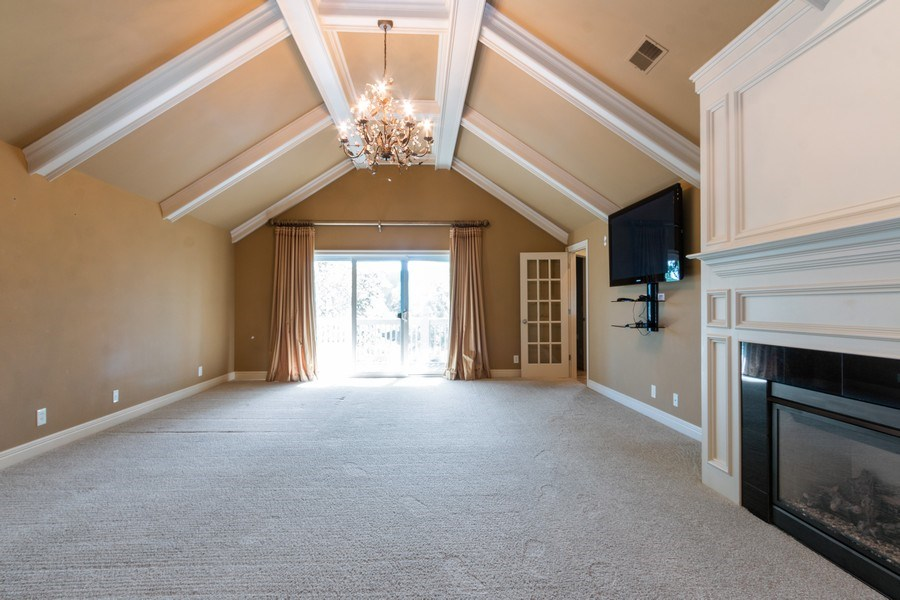 Real Estate Photography - 9116 W. 156th Place, Overland Park, KS, 66221 - Master Bedroom