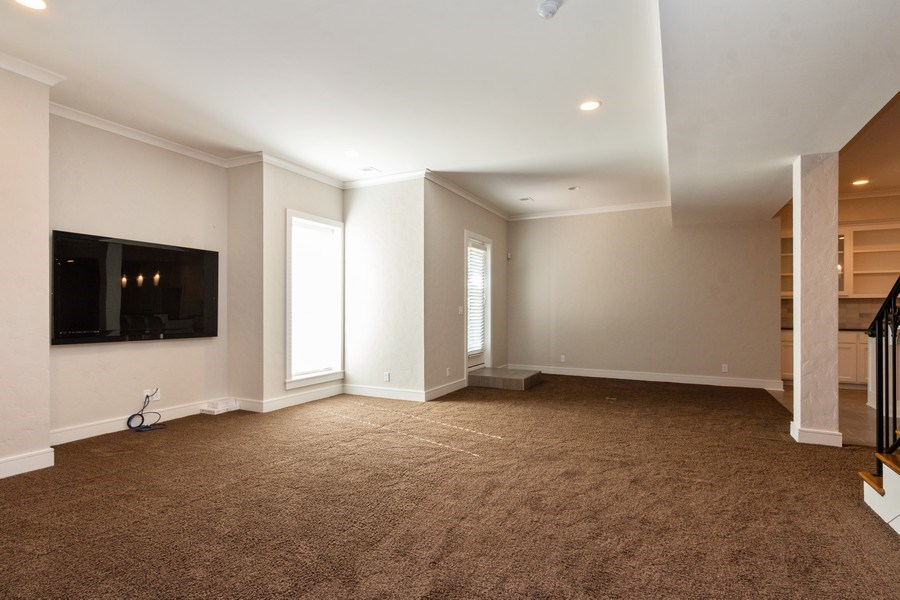 Real Estate Photography - 9116 W. 156th Place, Overland Park, KS, 66221 - Lower Level