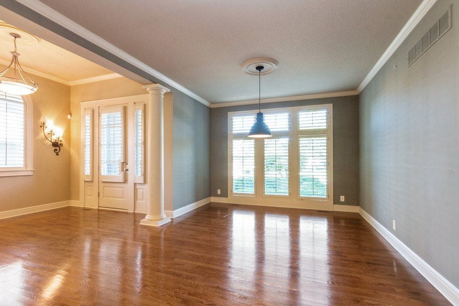 Real Estate Photography - 9116 W. 156th Place, Overland Park, KS, 66221 - Dining Room