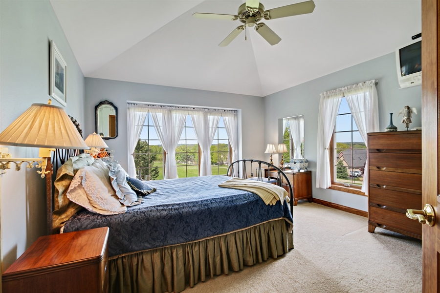 Real Estate Photography - W295 S 5278 Holiday Oak Ct, Genesee Depot, WI, 53127 - 2nd Bedroom
