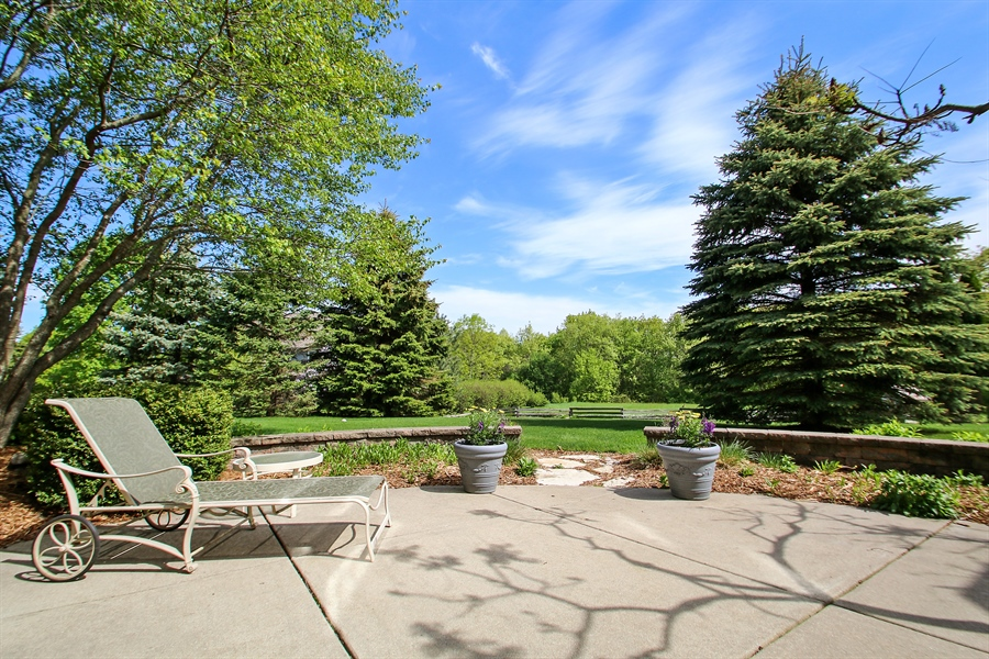 Real Estate Photography - W295 S 5278 Holiday Oak Ct, Genesee Depot, WI, 53127 - Patio