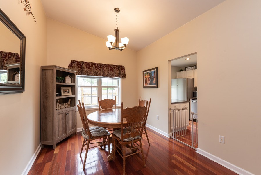Real Estate Photography - 923 Essex Dr, Chesterton, IN, 46304 - Dining Room