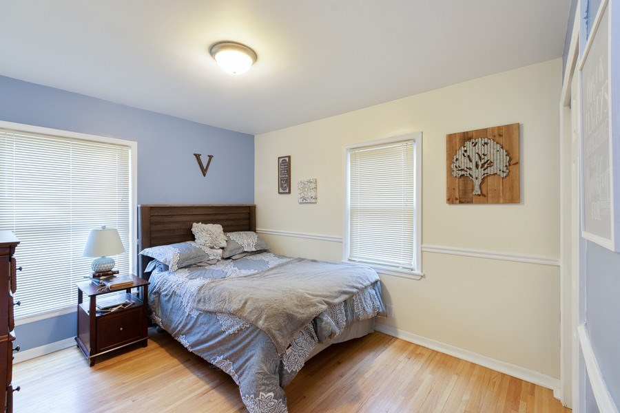 Real Estate Photography - 5532 DuPont Avenue, Brooklyn Center, MN, 55430 - Master Bedroom