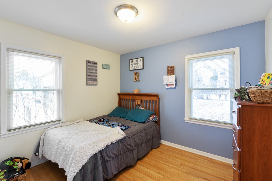 Real Estate Photography - 5532 DuPont Avenue, Brooklyn Center, MN, 55430 - Bedroom