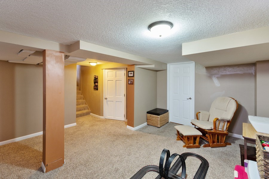 Real Estate Photography - 5532 DuPont Avenue, Brooklyn Center, MN, 55430 - Family Room