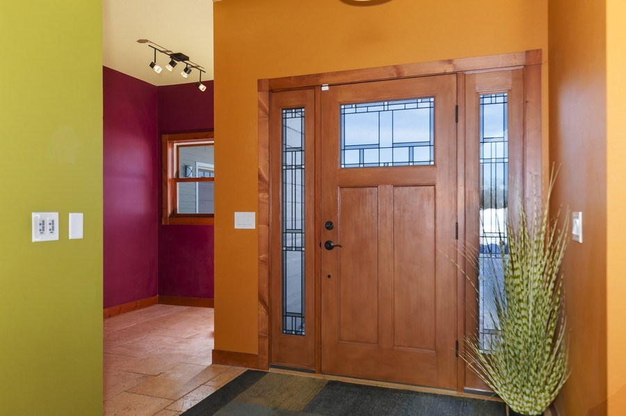 Real Estate Photography - 3472 W 450th Ave, Maiden Rock, WI, 54750 - Foyer