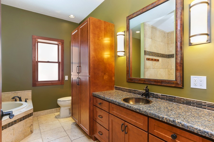 Real Estate Photography - 3472 W 450th Ave, Maiden Rock, WI, 54750 - Bathroom