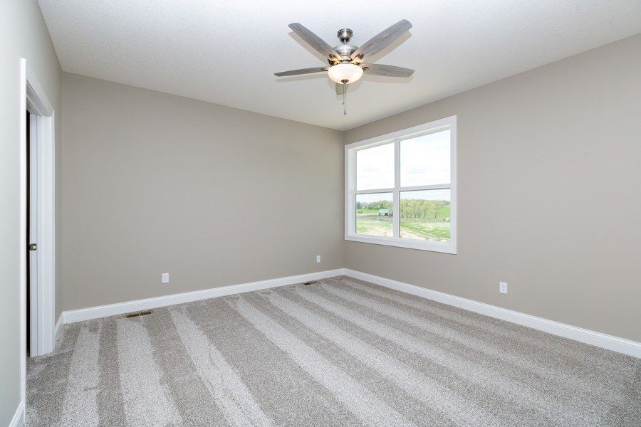 Real Estate Photography - 10250 74th Ave NE, Otsego, MN, 55301 - Master Bedroom