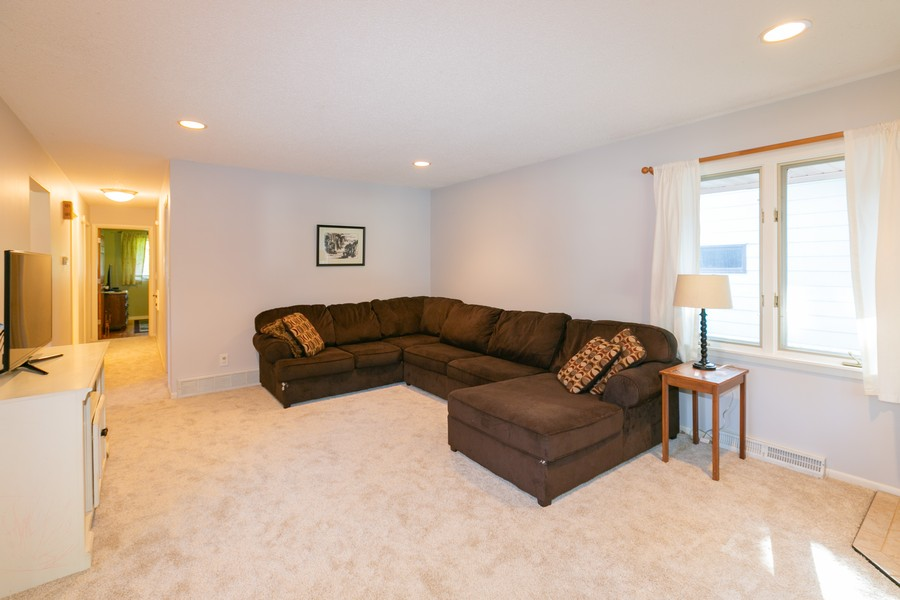 Real Estate Photography - 9982 Monticello Lane N, Maple Grove, MN, 55369 - Living Room