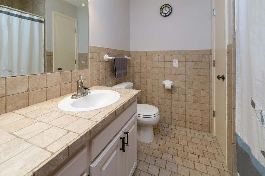 Real Estate Photography - 9982 Monticello Lane N, Maple Grove, MN, 55369 - Bathroom