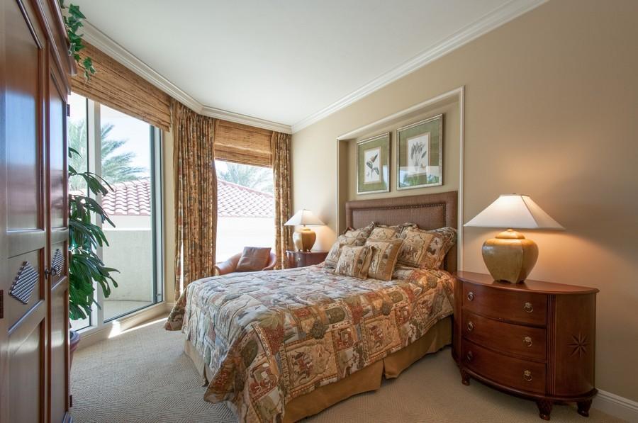 Real Estate Photography - 23750 Via Trevi Way, Unit #203, Bonita Springs, FL, 34134 - Bedroom