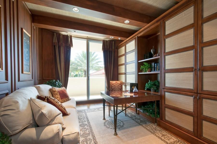 Real Estate Photography - 23750 Via Trevi Way, Unit #203, Bonita Springs, FL, 34134 - Office