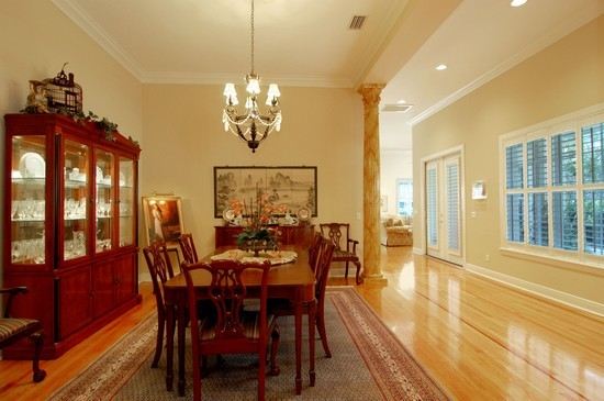 Real Estate Photography - 904 Anchorage, Tampa, FL, 33602 - Dining Room