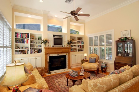 Real Estate Photography - 904 Anchorage, Tampa, FL, 33602 - Family Room