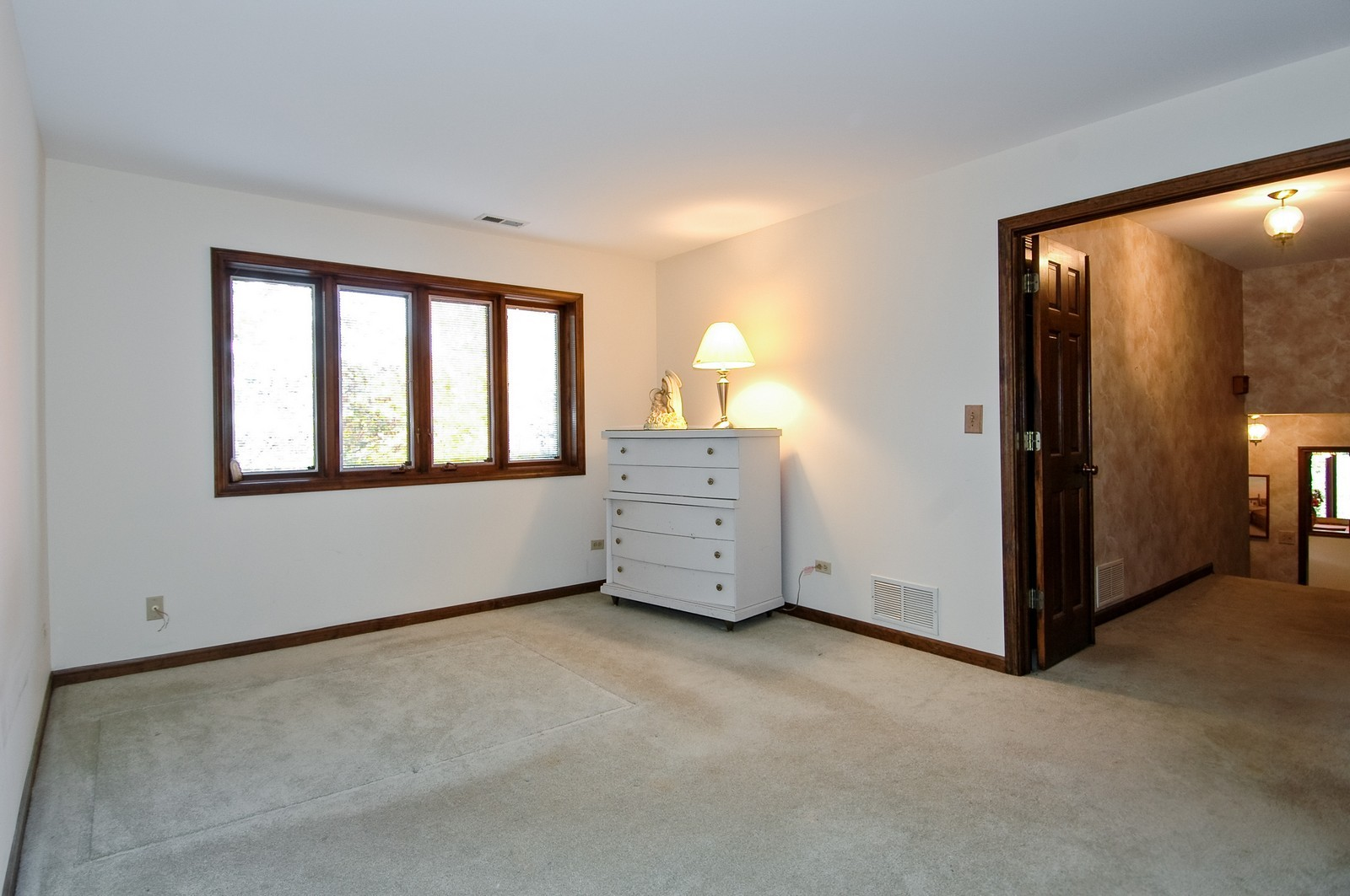 Real Estate Photography - 5805 Wild Plum Rd, Crystal Lake, IL, 60014 - Master Bedroom