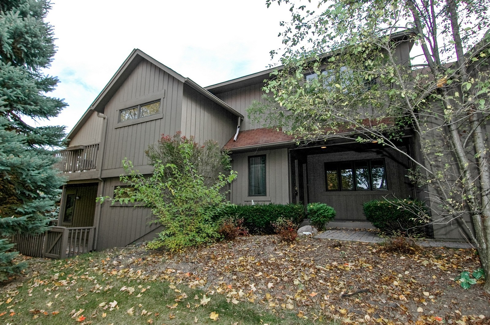 Real Estate Photography - 5805 Wild Plum Rd, Crystal Lake, IL, 60014 - Front View