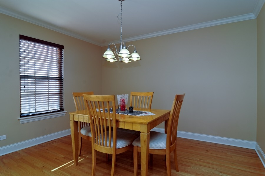 Real Estate Photography - 286 Robertson, Palatine, IL, 60067 - Dining Room