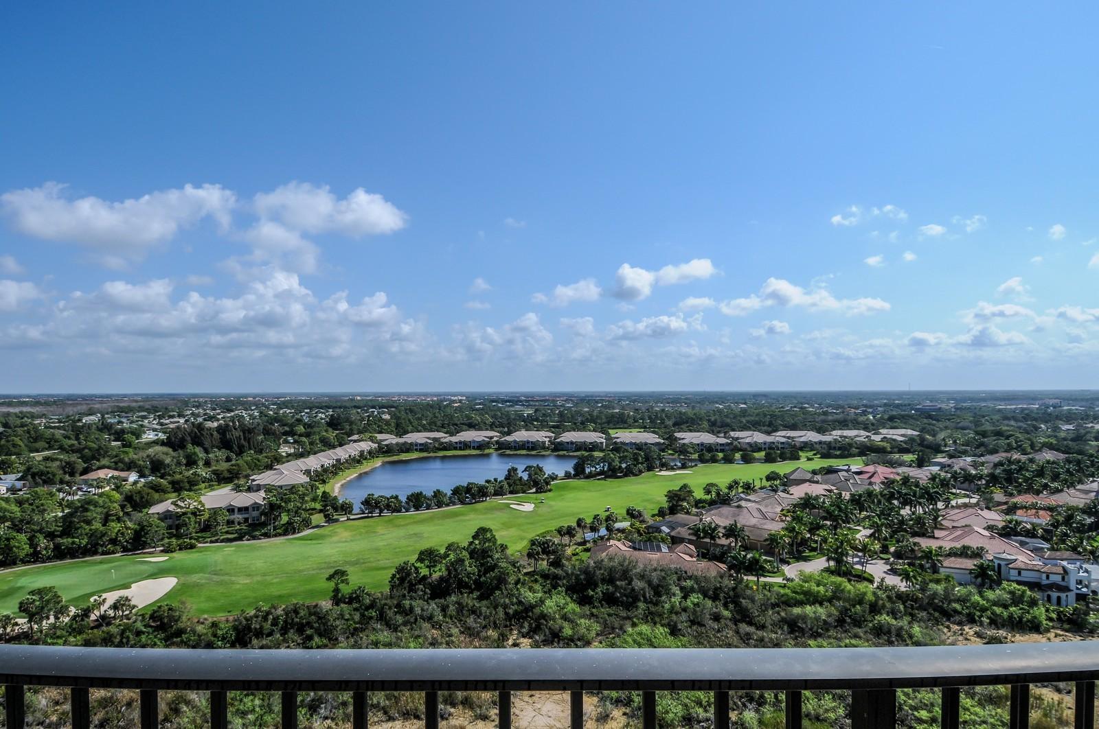 Real Estate Photography - 23540 Via Veneto, Unit 1705, Bonita Springs, FL, 34134 - View