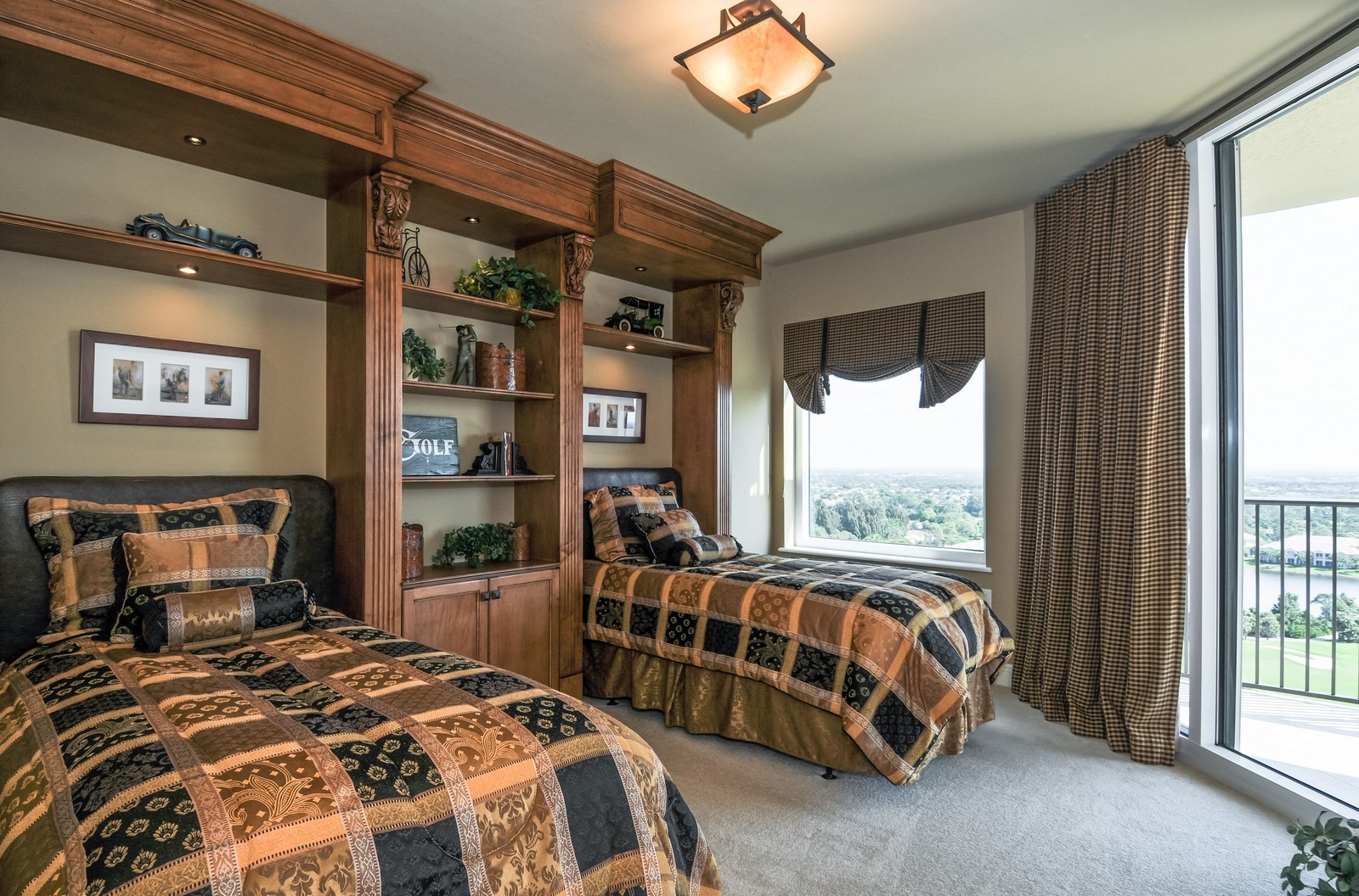 Real Estate Photography - 23540 Via Veneto, Unit 1705, Bonita Springs, FL, 34134 - 3rd Bedroom