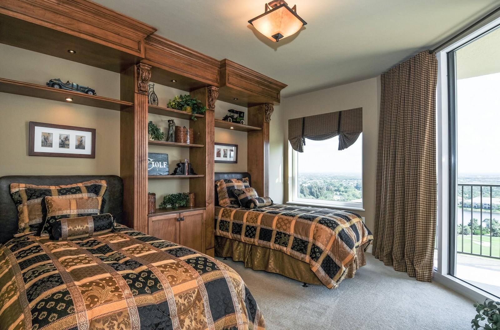 Real Estate Photography - 23540 Via Veneto, Unit 1705, Bonita Springs, FL, 34134 - 3rd Bedroom