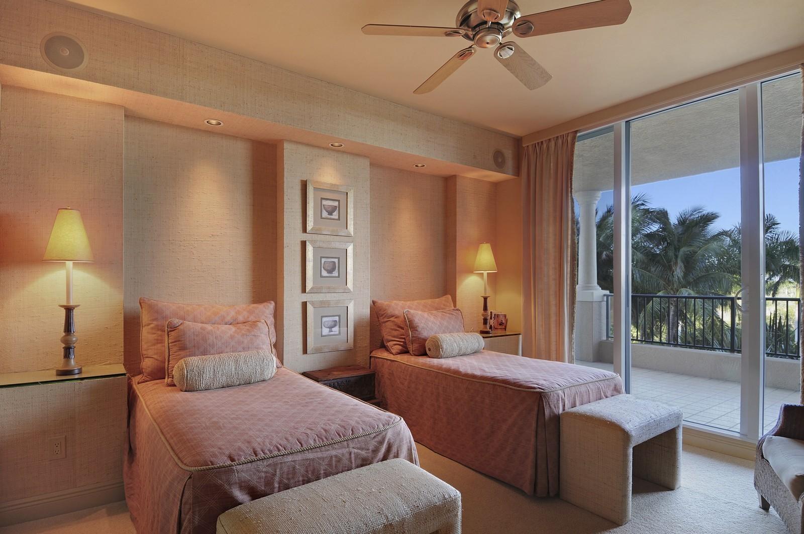 Real Estate Photography - 4875 Pelican Colony Blvd, Unit 304, Bonita Springs, FL, 34134 - 3rd Bedroom