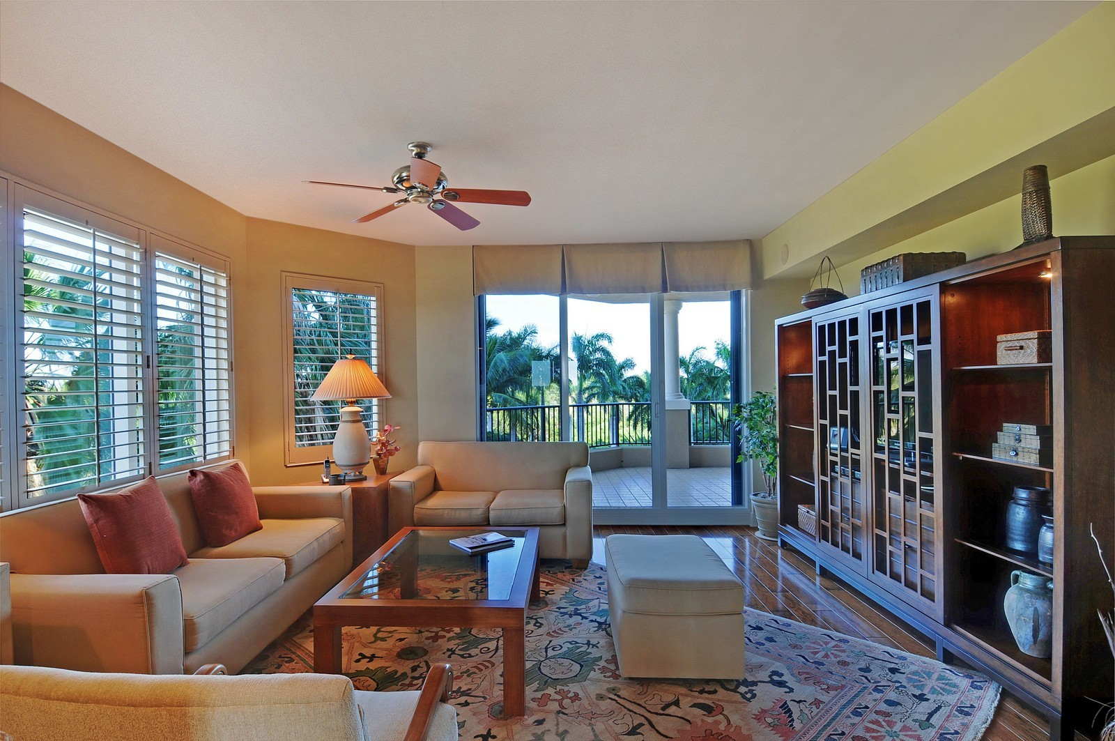 Real Estate Photography - 4875 Pelican Colony Blvd, Unit 304, Bonita Springs, FL, 34134 - Family Room