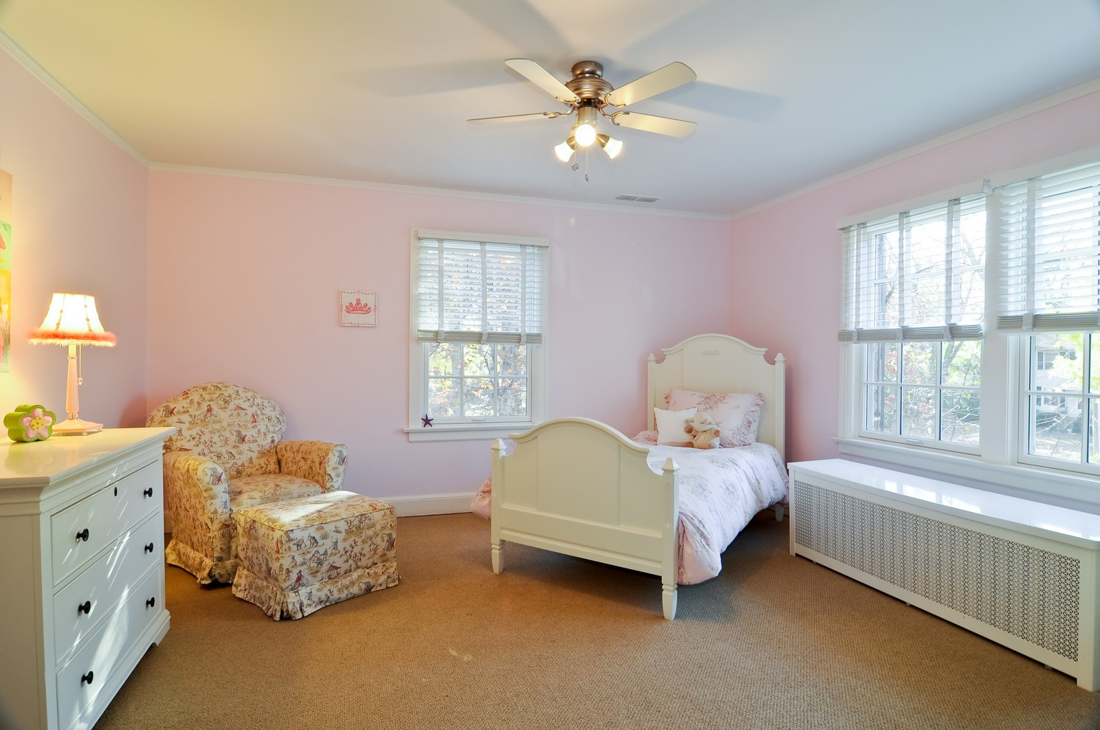 Real Estate Photography - 685 N. Forest Avenue, Glen Ellyn, IL, 60137 - 5th Bedroom