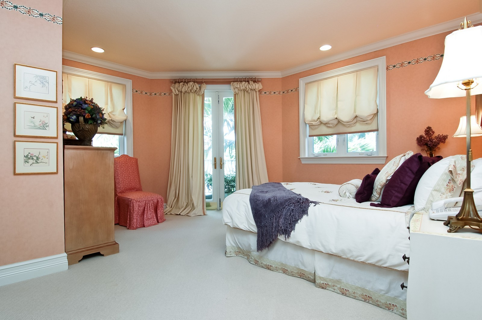Real Estate Photography - 19674 OakbrookCourt, Boca Raton, FL, 33434 - 2nd Bedroom