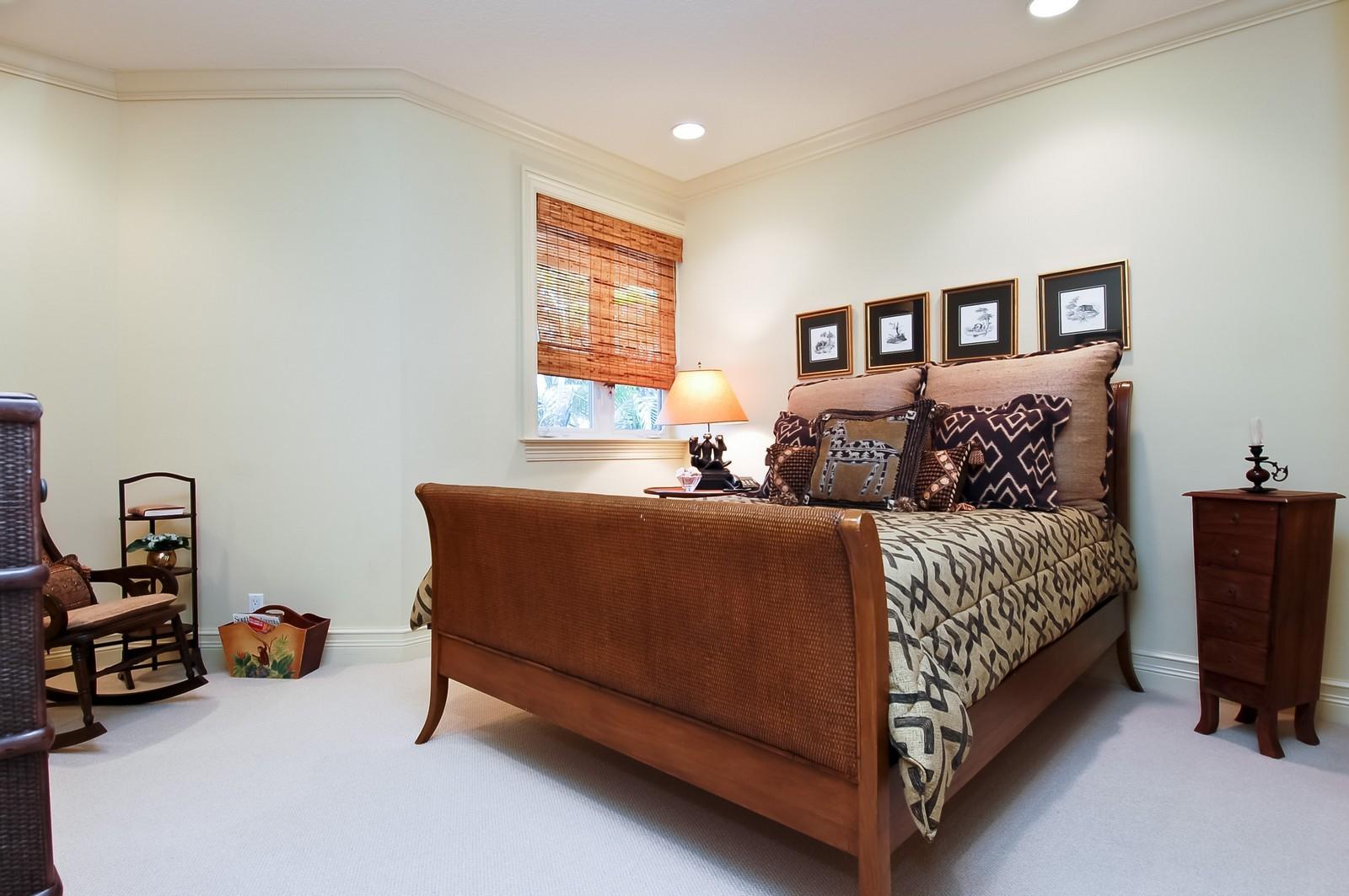 Real Estate Photography - 19674 OakbrookCourt, Boca Raton, FL, 33434 - 3rd Bedroom