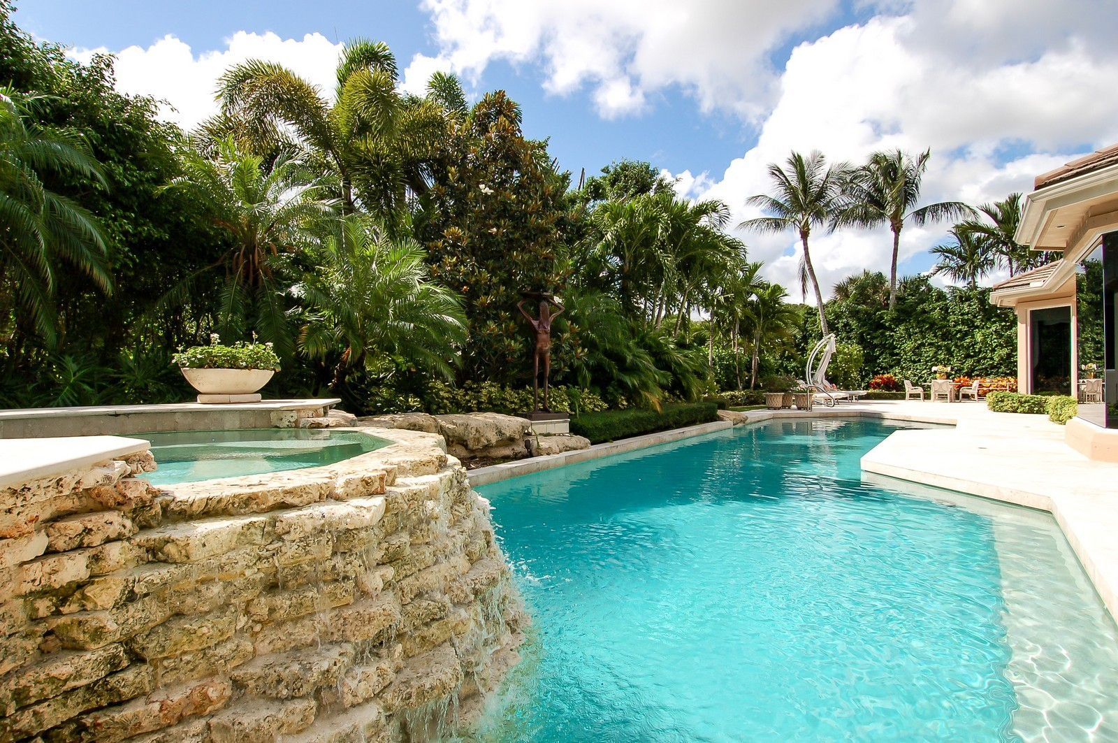 Real Estate Photography - 19674 OakbrookCourt, Boca Raton, FL, 33434 - Pool