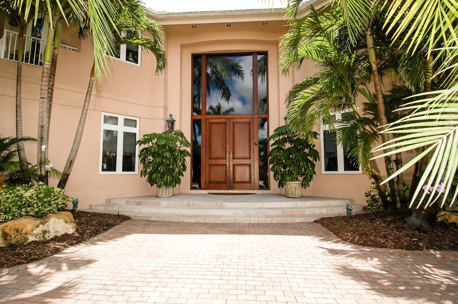 Real Estate Photography - 19674 OakbrookCourt, Boca Raton, FL, 33434 - Front View