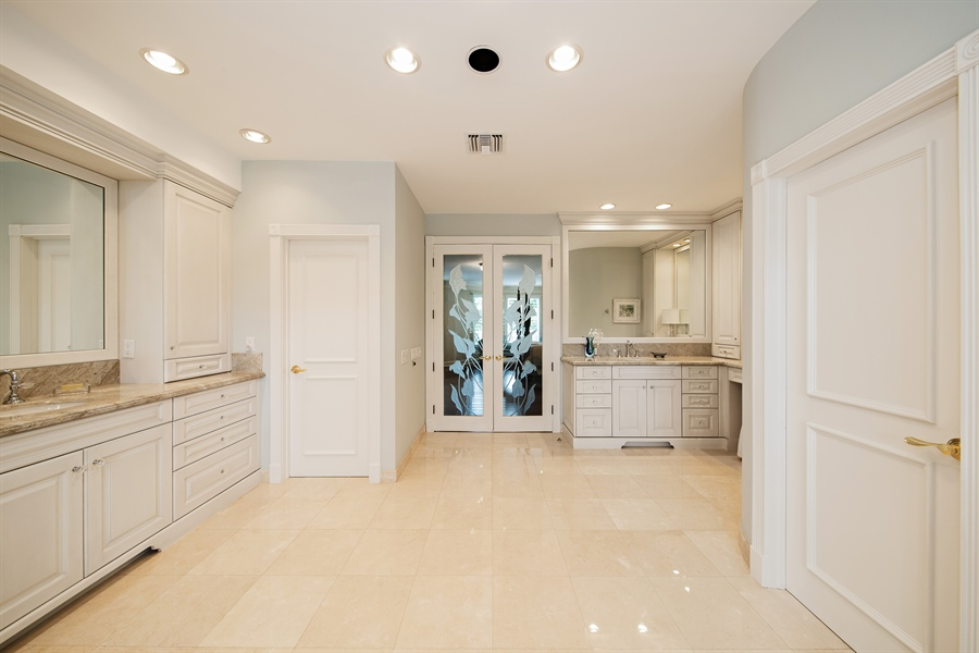 Real Estate Photography - 4305 NW 24TH Way, Boca Raton, FL, 33431 - Master Bathroom