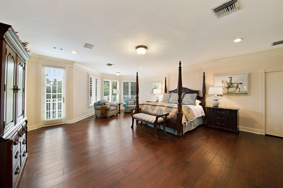 Real Estate Photography - 4305 NW 24TH Way, Boca Raton, FL, 33431 - Master Bedroom
