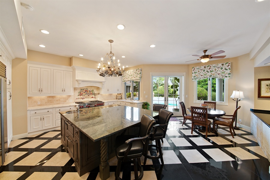 Real Estate Photography - 4305 NW 24TH Way, Boca Raton, FL, 33431 - Kitchen / Breakfast Room