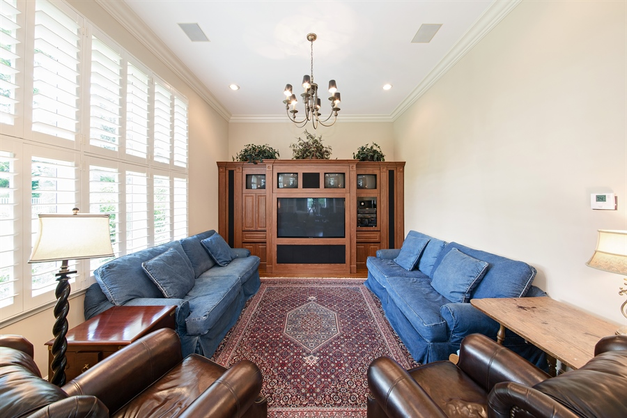 Real Estate Photography - 4305 NW 24TH Way, Boca Raton, FL, 33431 - Family Room