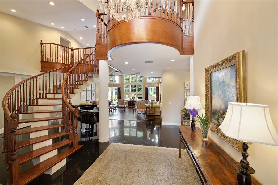 Real Estate Photography - 4305 NW 24TH Way, Boca Raton, FL, 33431 - Foyer