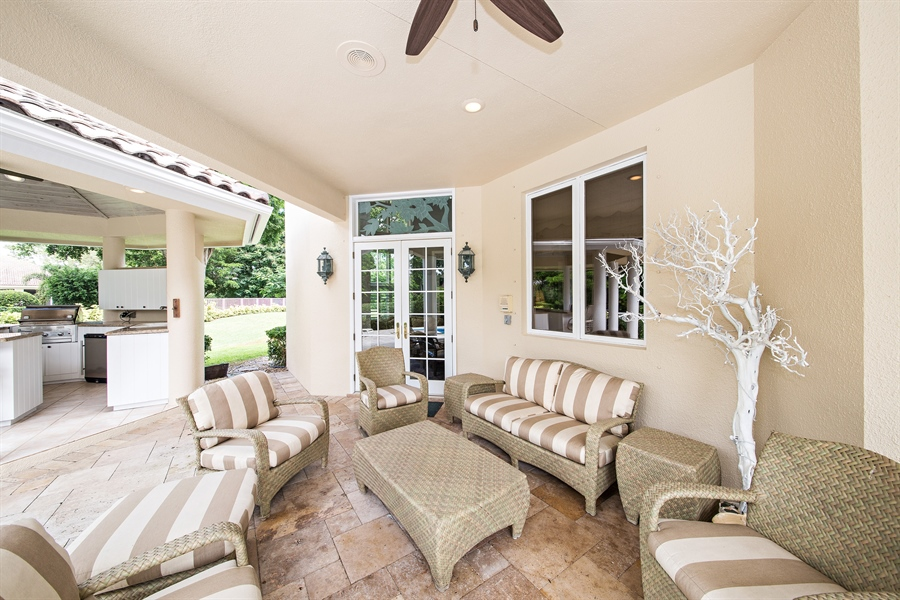 Real Estate Photography - 4305 NW 24TH Way, Boca Raton, FL, 33431 - Porch