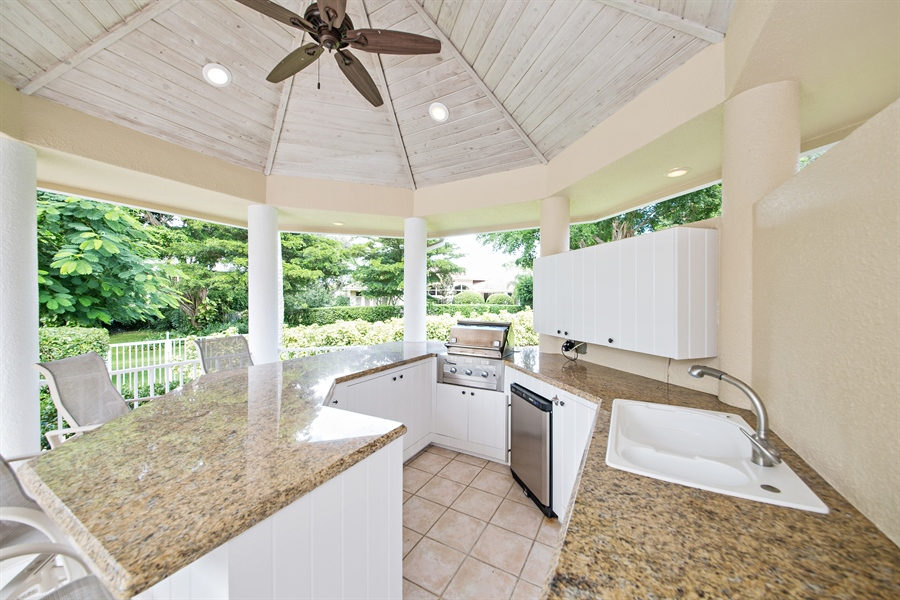 Real Estate Photography - 4305 NW 24TH Way, Boca Raton, FL, 33431 - Patio